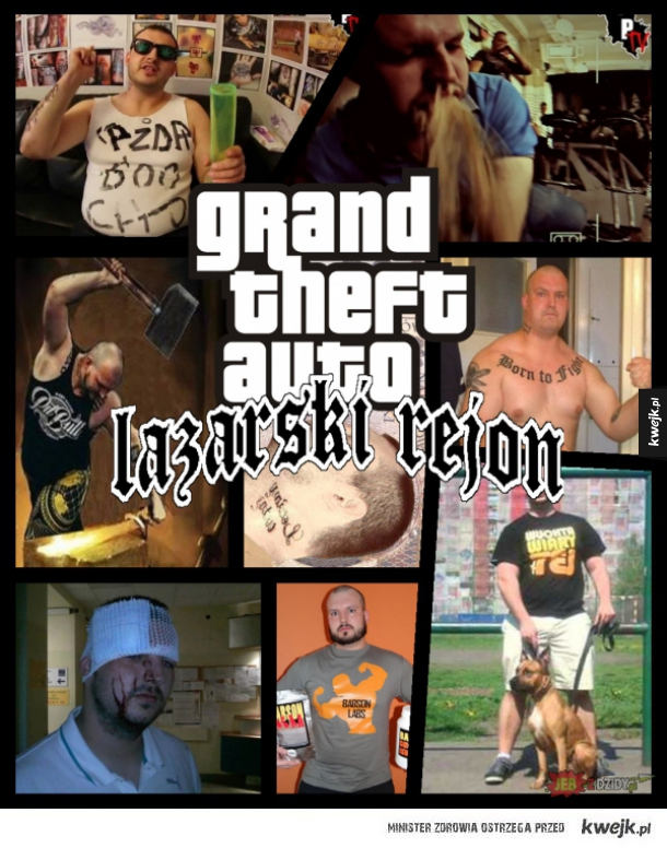 Grand Theft Auto Łaraski Rejon