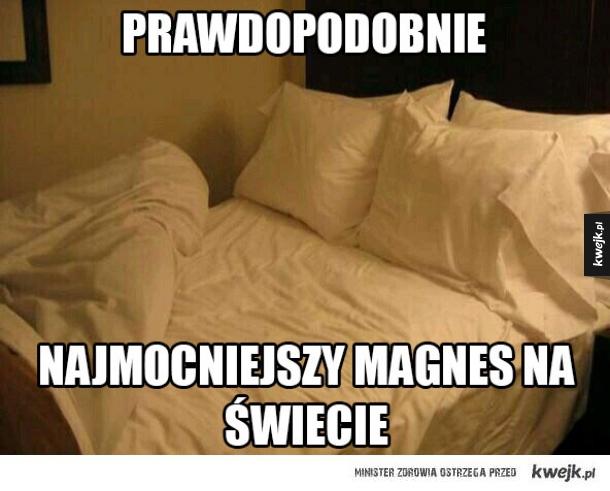 Kochane łóżeczko