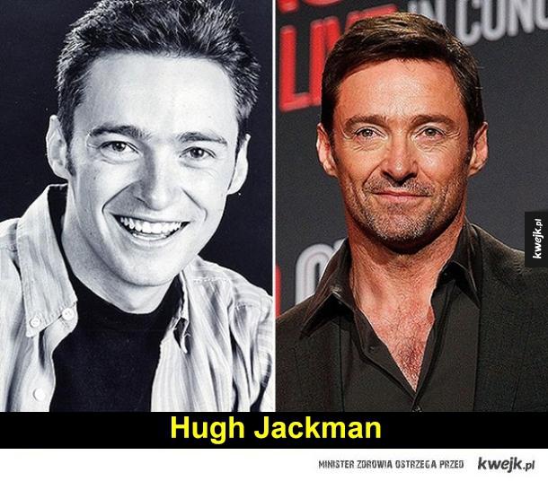 W Hollywood czas się zatrzymał - hugh jackman, richard gere, johnny depp, brad pitt, tom cruise