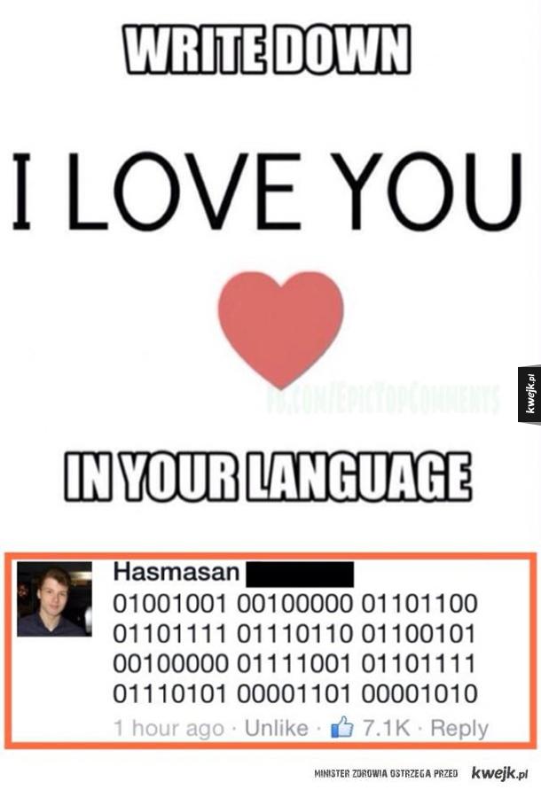 Język informatyków