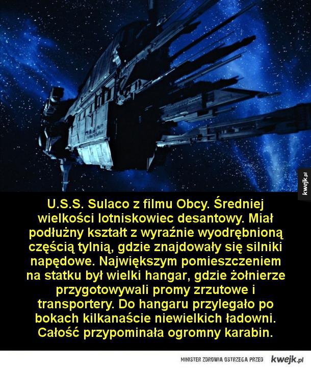 Najsłynniejsze filmowe statki kosmiczne