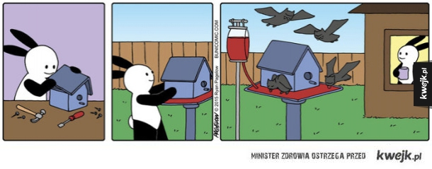 Karmnik dla nietoperzy