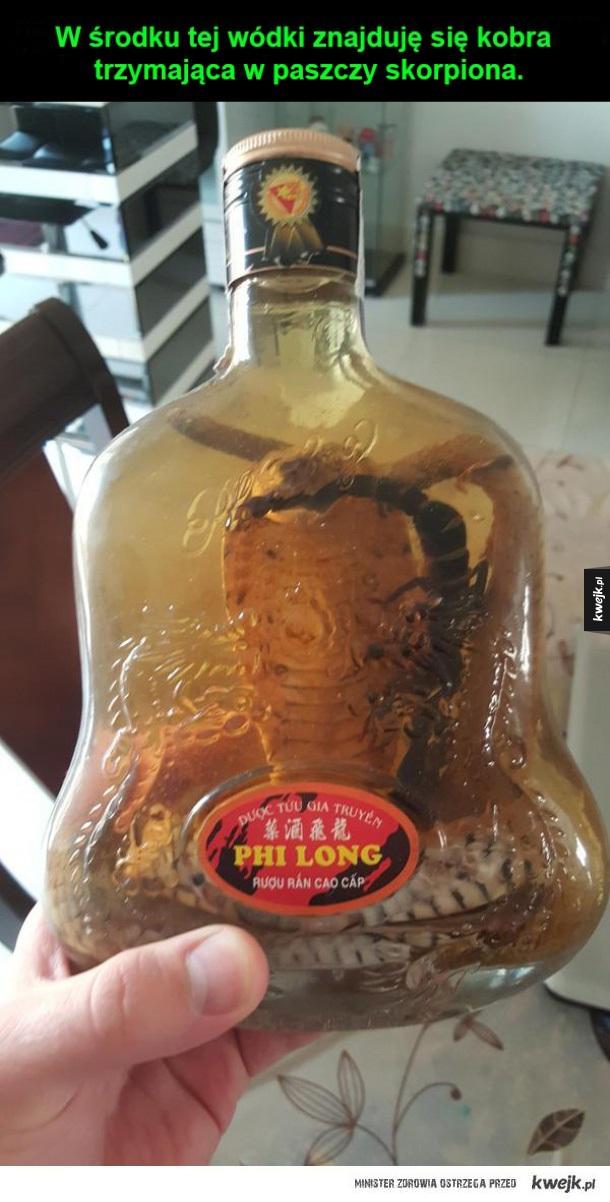 Wietnamska wódka