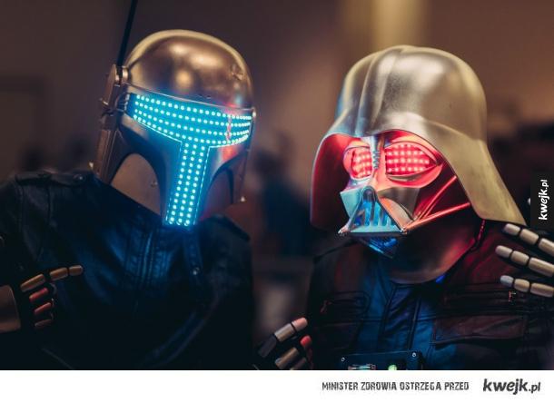 Daft Vader i Boba Punk