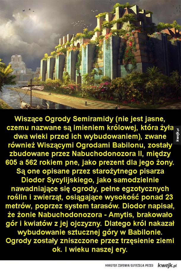 Siedem cudów świata starożytnego