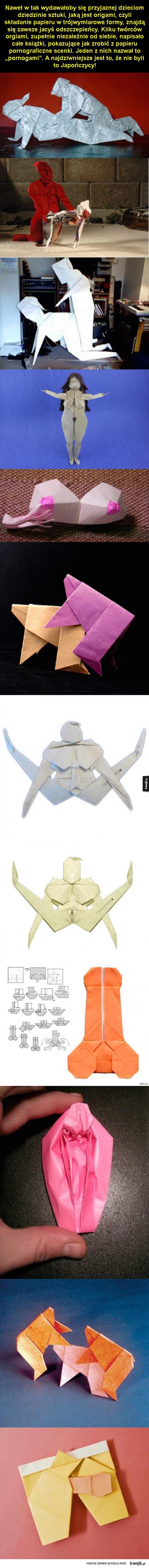 Origami dla dorosłych