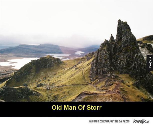 Szkocja jest piękna