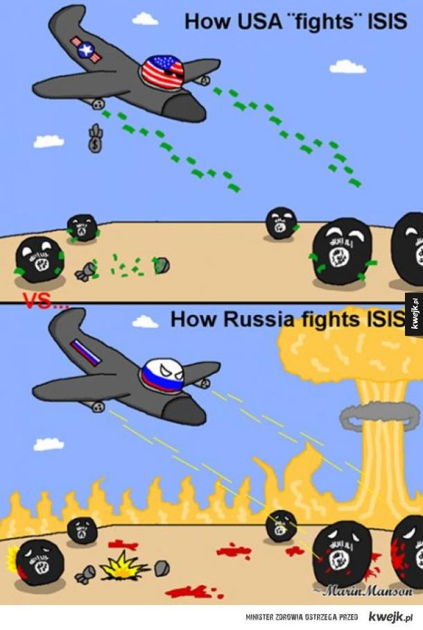USA i Rosja