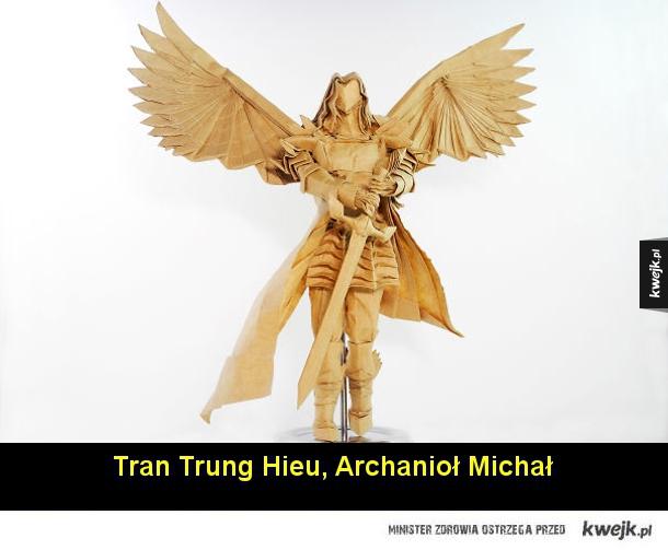 Niesamowite origami artystów z całego świata