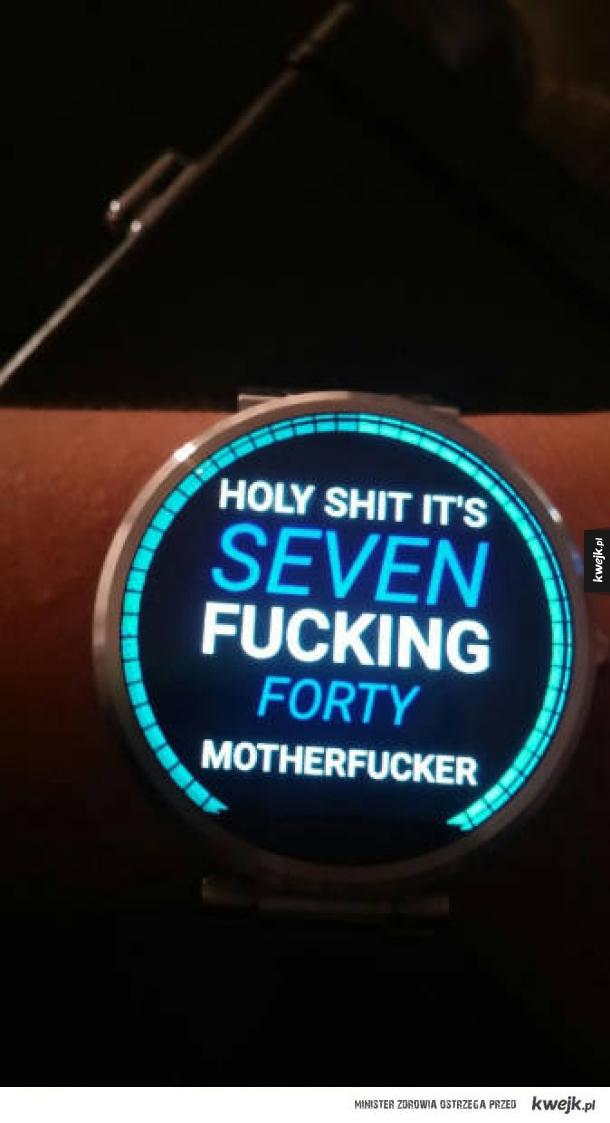 Jedyny powód zakupu smartwatcha