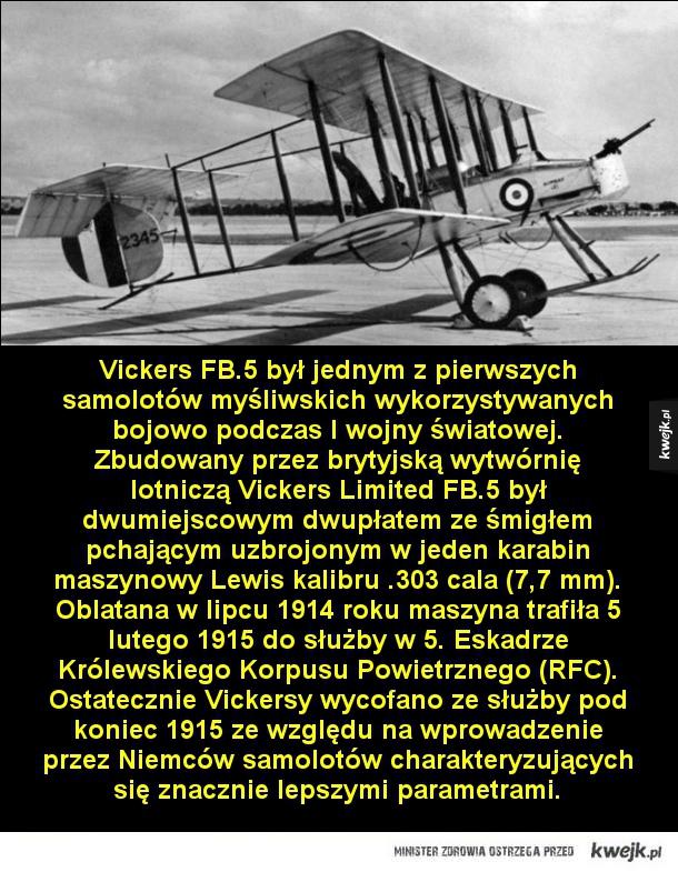 Jak przez lata zmieniały się samoloty myśliwskie