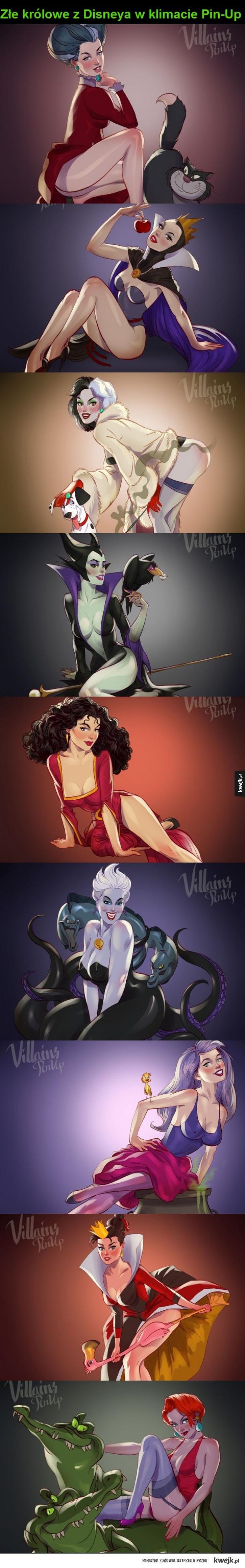 dziewczyny z Disneya