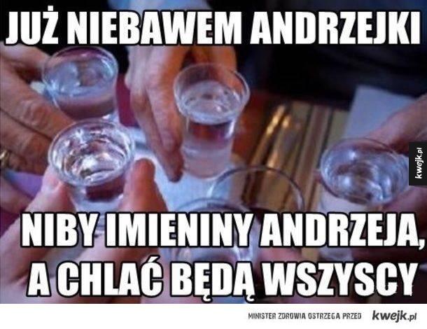 Już niedługo Andrzejki...