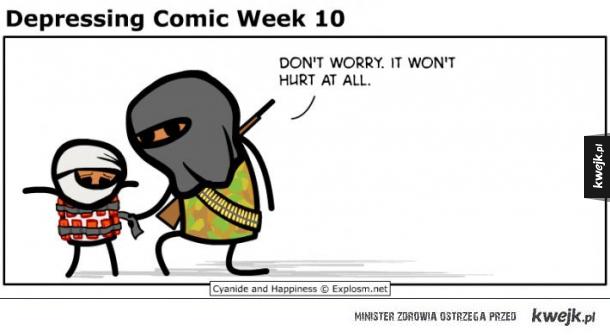 Depresyjny komiks na dziś
