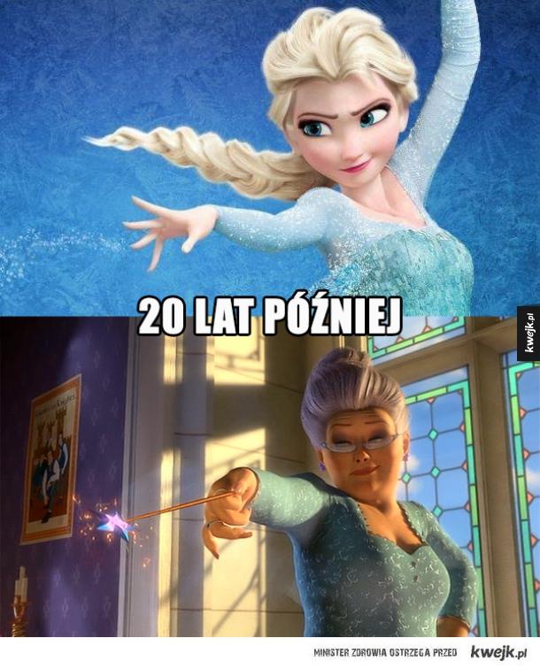 Elsa za 20 lat