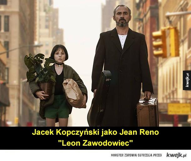 Polskie gwiazdy jako bohaterowie znanych filmów