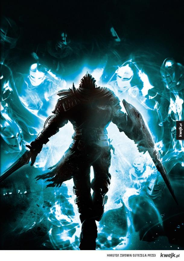 Grafiki do serii Dark Souls