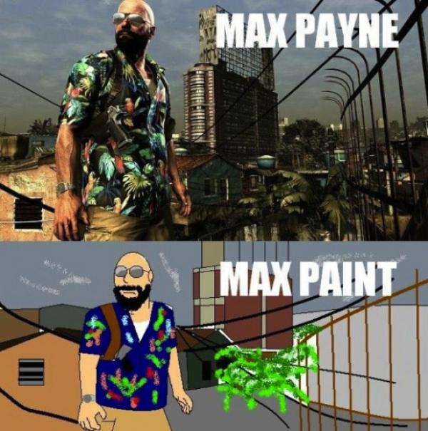 Max Paint