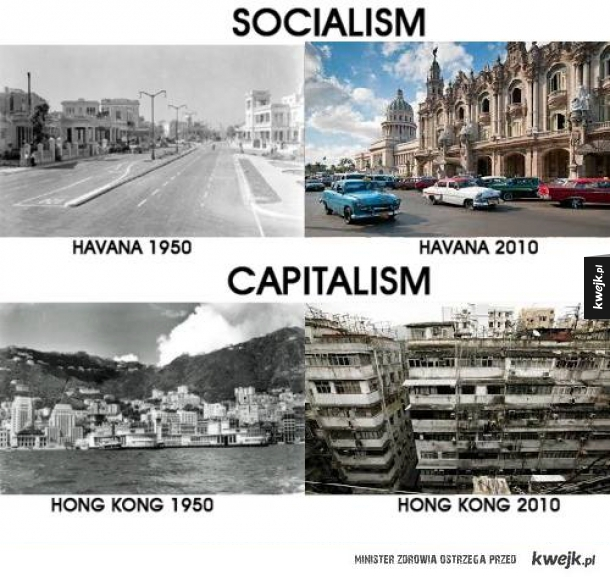 why is capitalism better than communism essay Is capitalism bad  explain to me how government does things better than the private  everyone thinks the only alternative to capitalism is communism why.