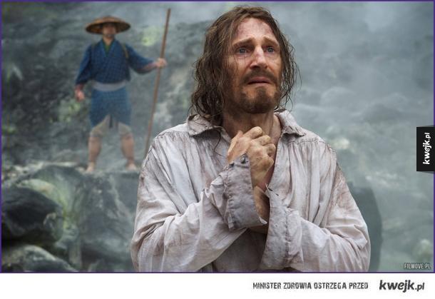 Liam Neeson w nowym filmie Martina Scorsese - Silence