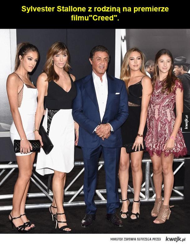 Rodzina Stallone