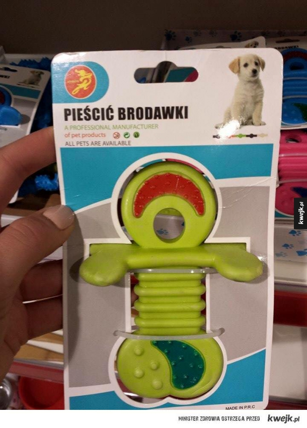 Yyyy dziwna rzecz jak na sklep zoologiczny, ale ok