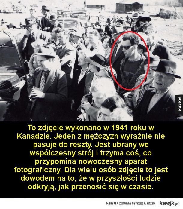 Historyczne zdjęcia, które kryją w sobie niewyjaśnione zagadki