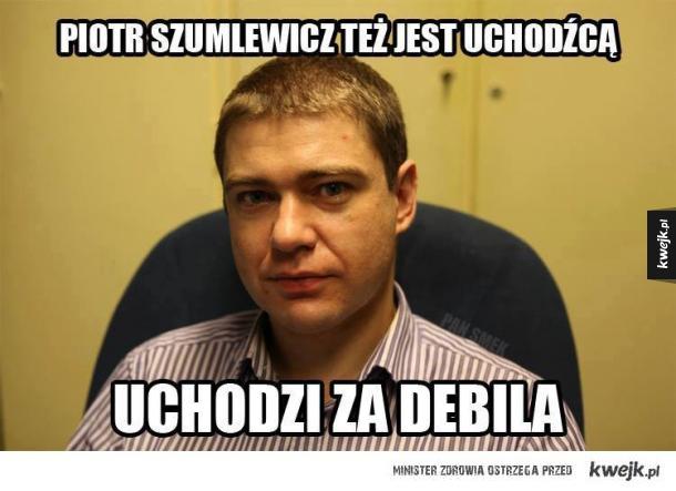 Co ten Szumlewicz