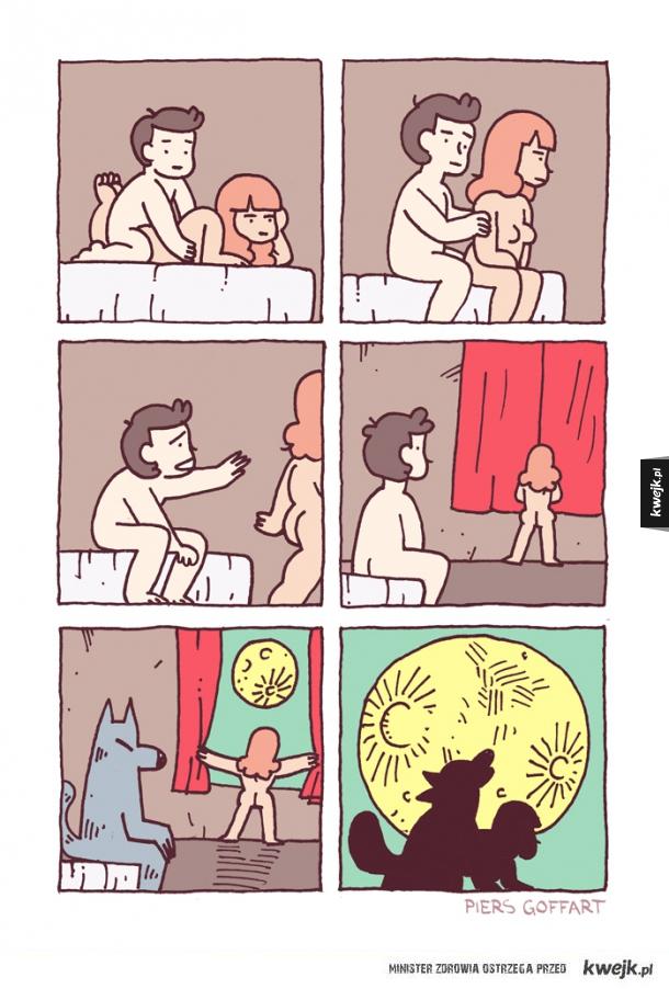 Dlaczego warto mieć chłopaka wilkołaka