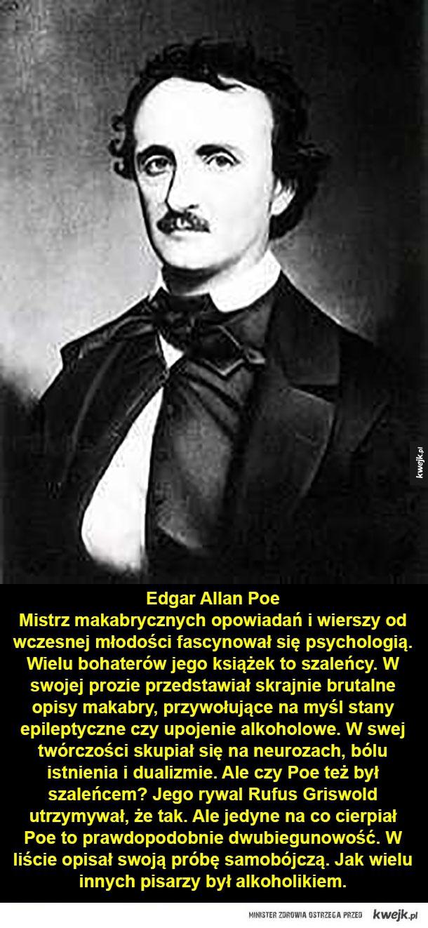 Sławni ludzie, którzy cierpieli na schorzenia psychiczne