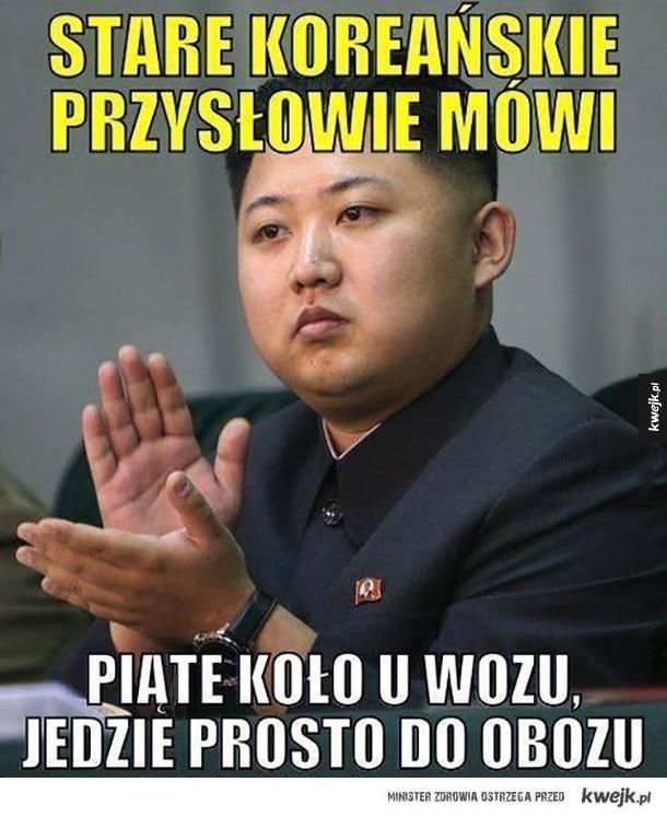 Koreańskie przysłowia...