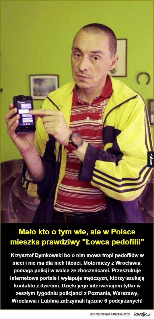 """""""Łowca pedofilii"""""""