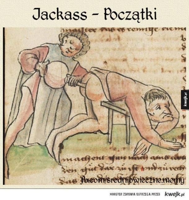 Jackass - poaczątki