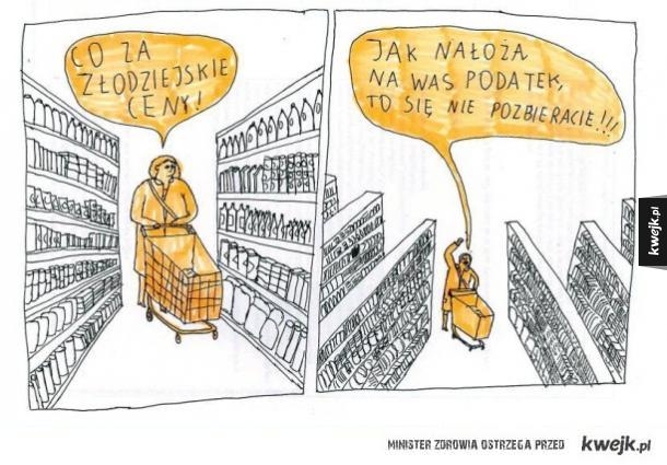 Złodziejskie ceny