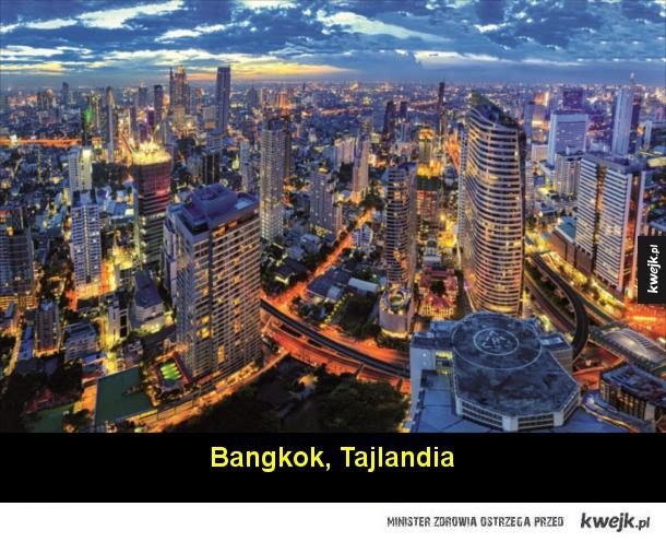 Najpiękniejsze miejskie panoramy