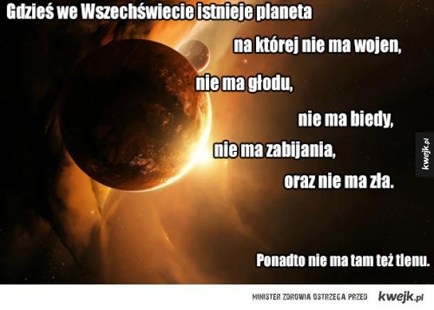 Gdzieś w kosmosie