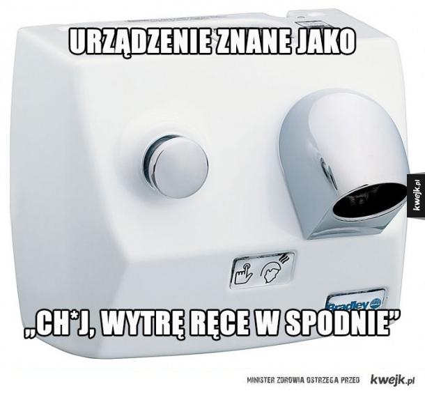 Suszarka?