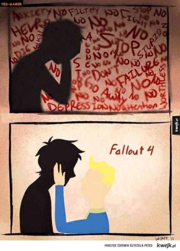 Nie martw się jest Fallout