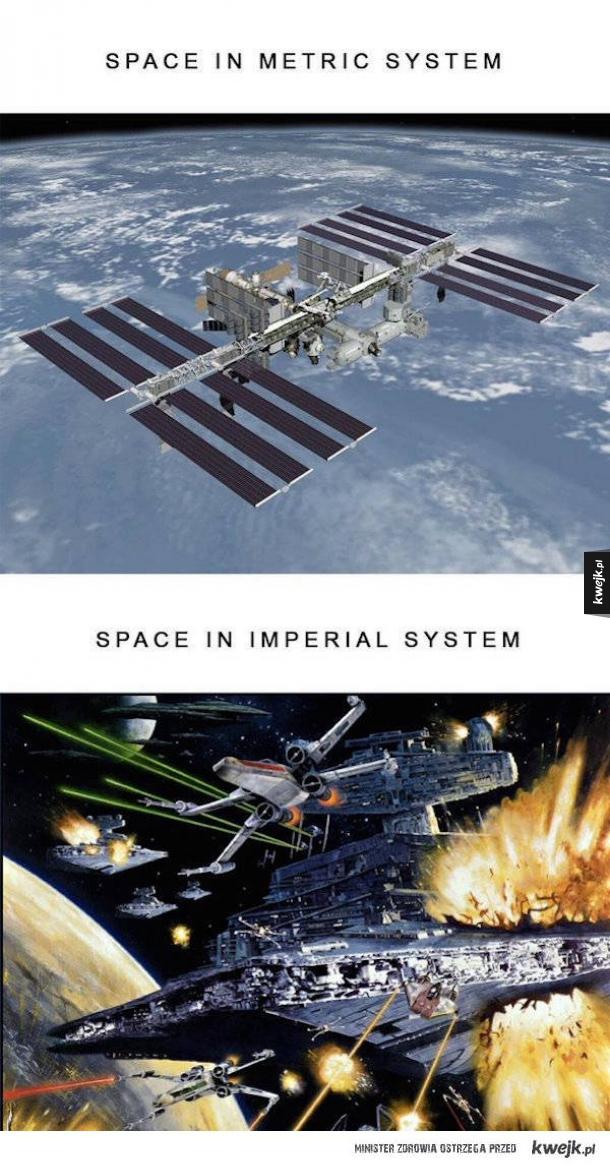 Imperialny system lepszy