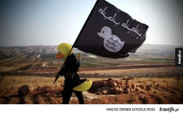 Przypominam jak należy przedstawiać ISIS
