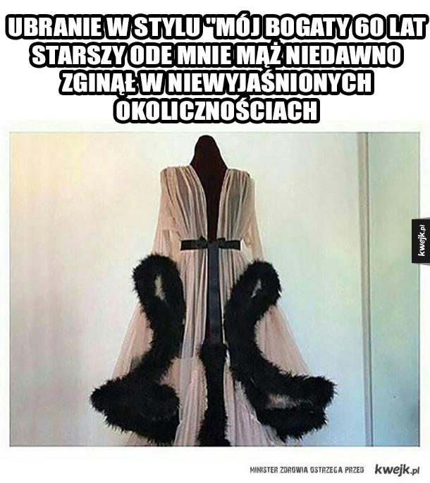 To ubranie