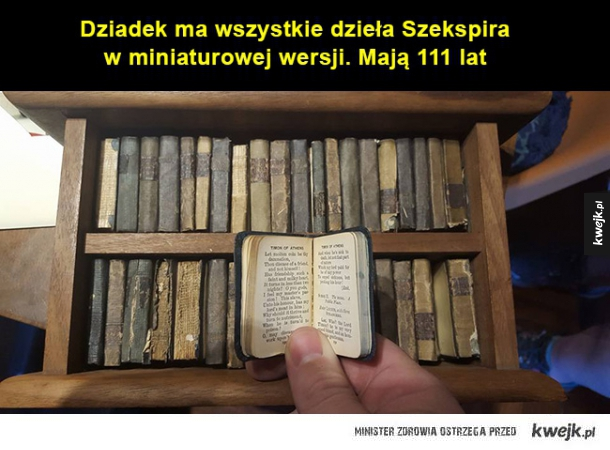 Mini Szekspir :3
