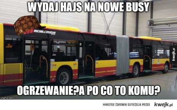 Nowe busy