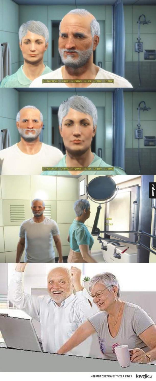 Dziwny Pan z Fallouta