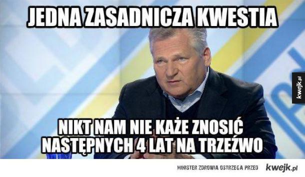 Kwaśniewski :D