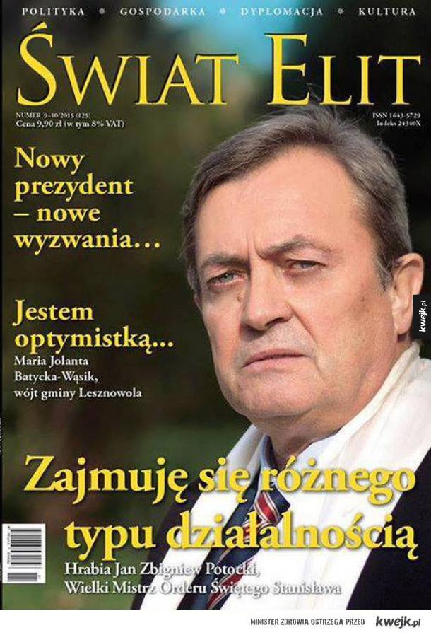 Polskie elity w pigułce
