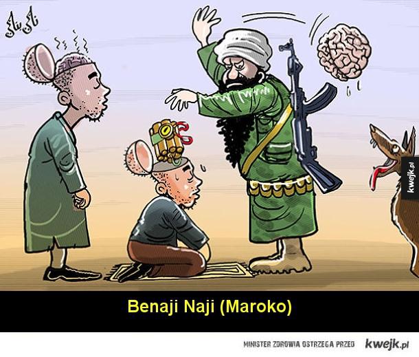 Karykaturzyści przeciwko ISIS