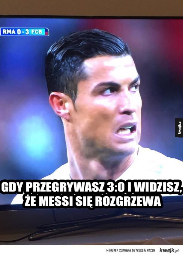 Barcelona - Real - 4:0!