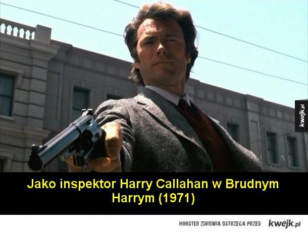Najsłynniejsze role filmowe Clinta Eastwooda