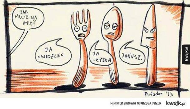 Janusz :P